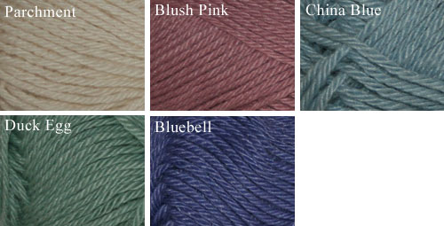 Products for Sale - alpaca and silk yarn
